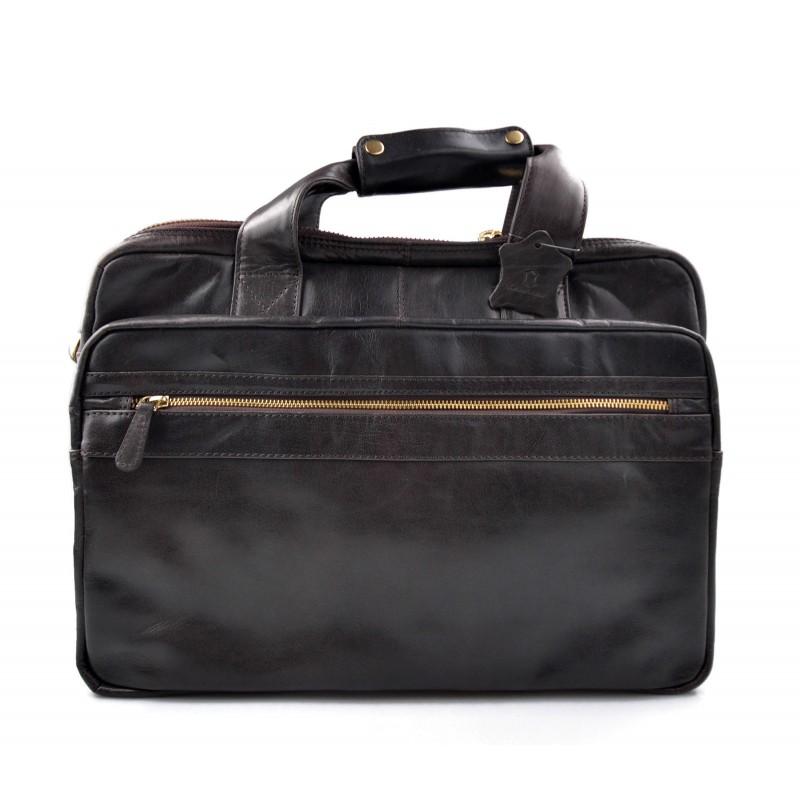 leder reisetasche sporttasche schwarz damen herren schultertasche. Black Bedroom Furniture Sets. Home Design Ideas