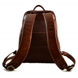 Mens waist leather womesn shoulder bag ladies hobo bag black