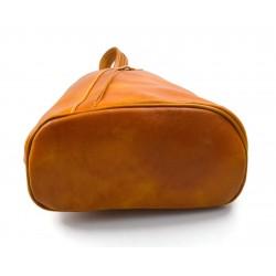 Mens waist leather womesn shoulder bag ladies hobo bag dark brown