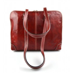 Sacoche bandoulière femme sacoche rouge de cuir sac femme sacoche besace sac à bandoulière traverser cuir sac d'èpaule