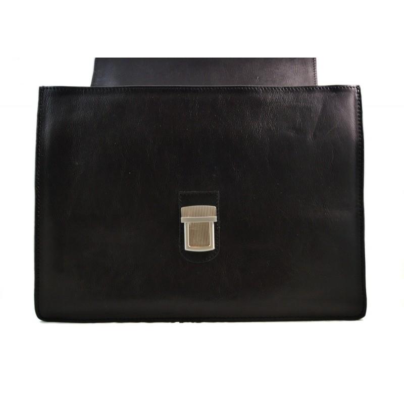 a1ffb185b ... Cartera de cuero bolso de hombre bolso de mujer maletin de piel bolso  de mano bandolera ...