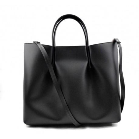 5e30182f42777 Leder damen tasche leder handtasche schwarz handtasche