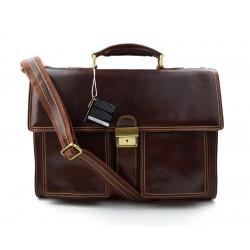 Sac à main cuir bandoulière en cuir sac en cuir brun