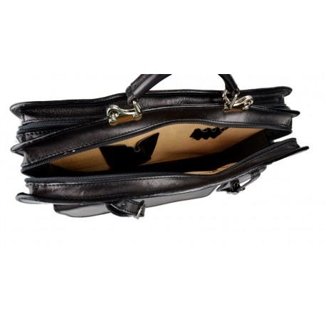 ac3e886a18 Genuine italian leather shoulder messenger bag ipad laptop ladies men  notebook honey
