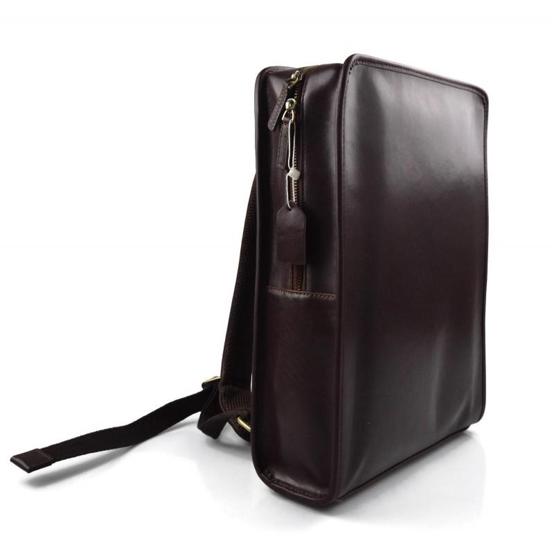 af3ed26752 ... Sac à dos cuir italien sac à dos en cuir homme femme sac à bandoulière  cuir ...