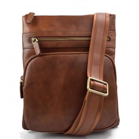 52b10f752b5 Hobo bag mens ladies satchel leather shoulder bag sling bag brown crossbody  bag messenger leather bag