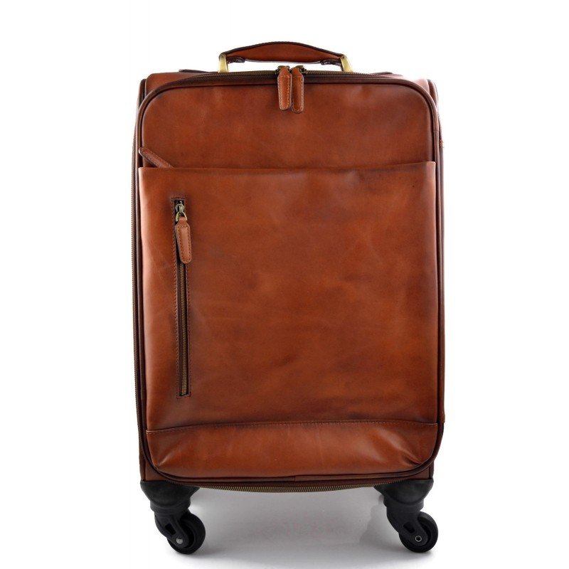 01fcc25915 ... Leather messenger mens ladies satchel shoulderbag ipad tablet bag brown