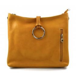 Leather women handbag shoulder bag luxury bag women handbag women handbag yellow