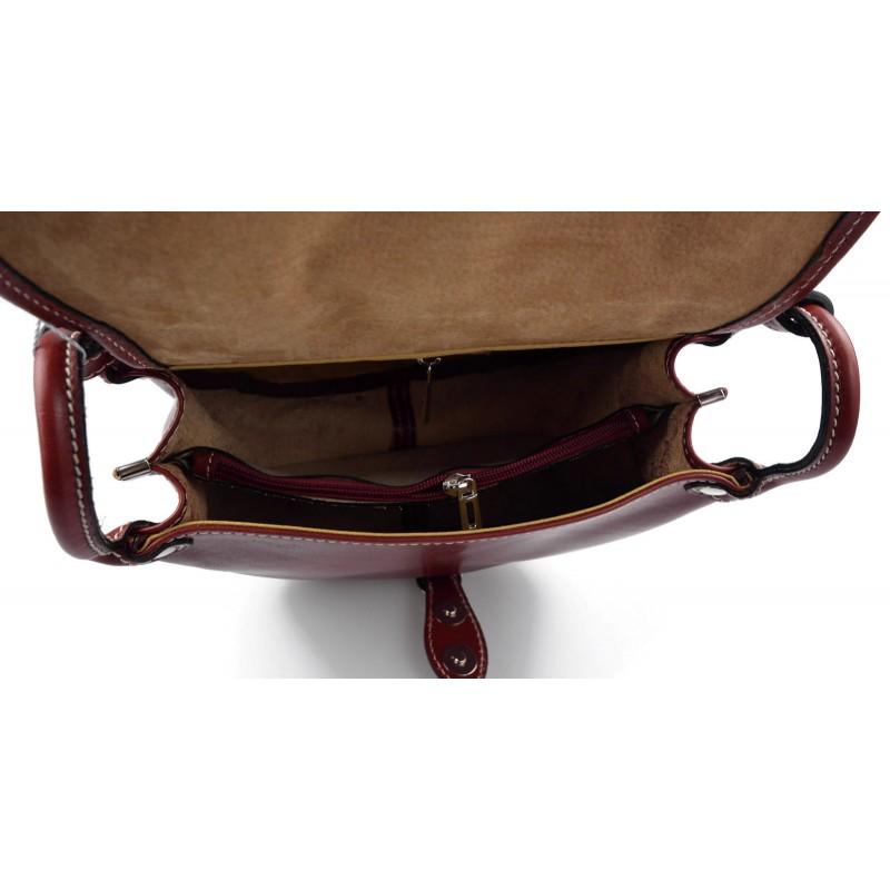leder reisetasche braun manner damen mit griffen schultertasche. Black Bedroom Furniture Sets. Home Design Ideas