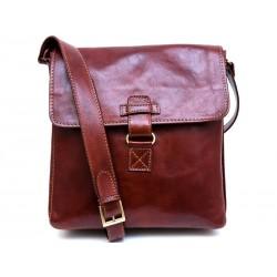 a5ef52efa261 Mens shoulder bag hobo bag satchel leather bag crossbody brown