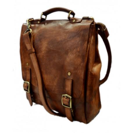 ba355470a6 Ladies leather handbag doctor bag handheld shoulder bag black blue made in  Italy genuine leather bag