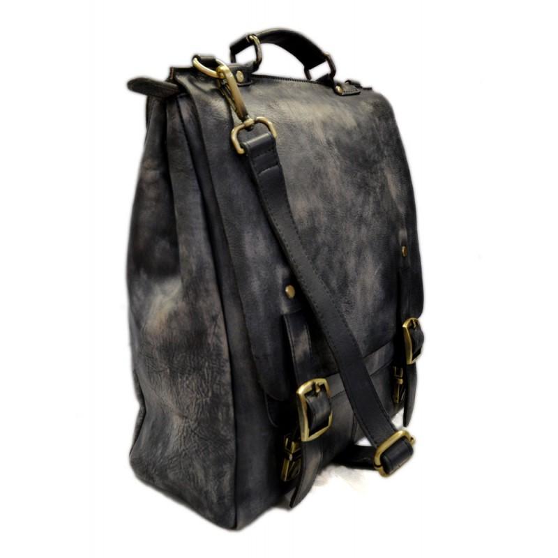 d0550addf565 ... Luxury leather backpack travel bag weekender sports bag gym bag leather  shoulder bag honey