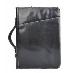 Sac à main cuir bandoulière en cuir sac en cuir sac homme sac à bandoulière homme noir