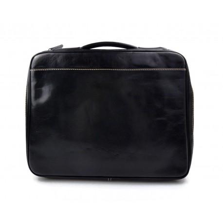 2078ef44a Carpeta de cuero bolso cartera de cuero bolso de hombre bolso de mujer bolso  de piel