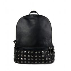 Sac a dos femme en cuir noir sac en cuir sac a dos femme sac a bandouliere poche en cuir
