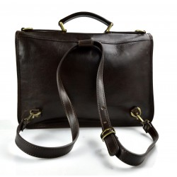 Leather doctor bag mens travel brown womens cabin luggage bag leather shoulder bag