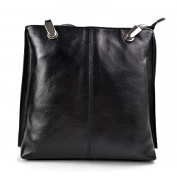 Sac à dos femme noir sac d'èpaule sac à main en cuir sacoche