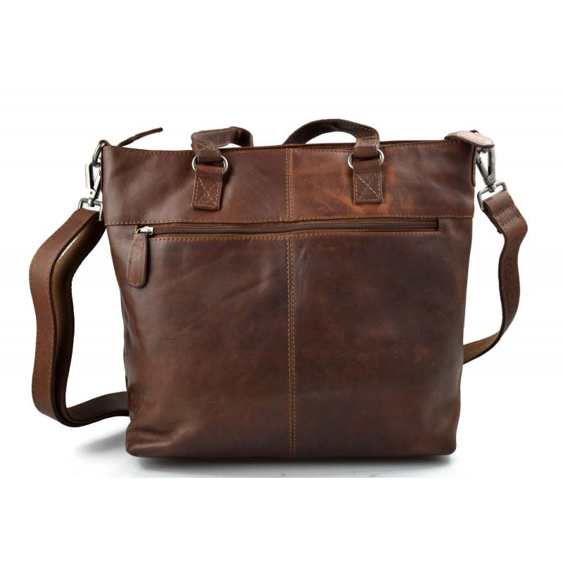 928e42010af2 Ladies buffalo leather brown handbag womens shoulder bag satchel