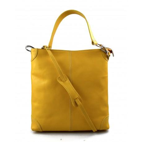 Damen tasche handtasche ledertasche damen ledertasche gelb