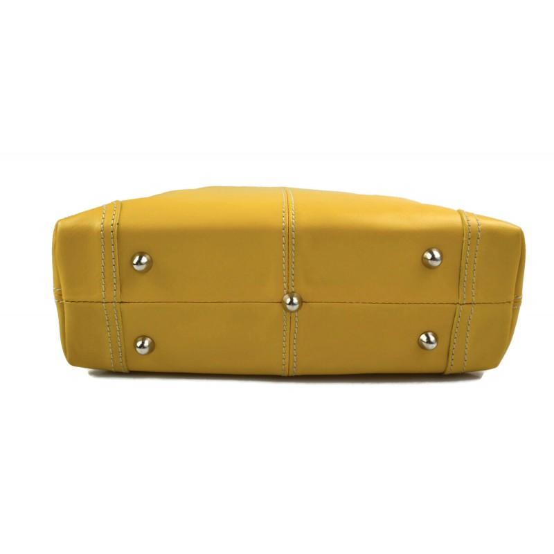 ... Borsa da spalla pelle donna borsa pelle borsa a tracolla beige ... 063133e90a8