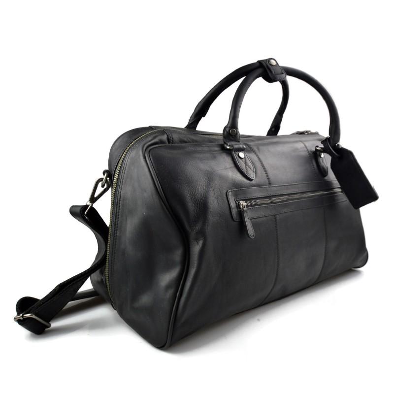 1880fef7d1 ... Leather duffle bag genuine leather shoulder bag brown mens ladies  travel bag gym bag luggage duffel ...