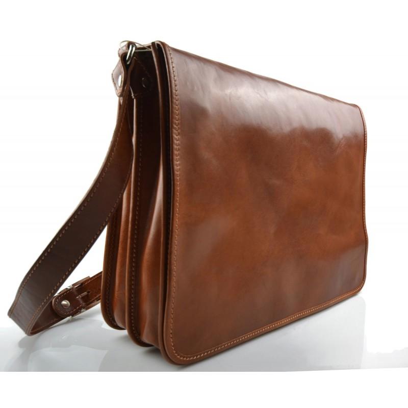 ... Sacoche bandoulière femme sacoche marron de cuir sac femme sacoche  besace sac à bandoulière traverser cuir ... df9e6e592949