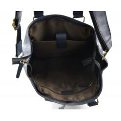 Ladies handbag leather bag clutch hobo bag shoulder bag dark brown crossbody bag made in Italy genuine leather satchel