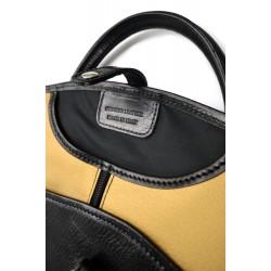 Leder dokument aktentasche herren made in Italy A4 leder handtasche  schwarz