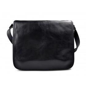 Sac cuir d'èpaule jaune sac postier sac en cuir homme femme bandoulière sac de bureau messenger made in Italy