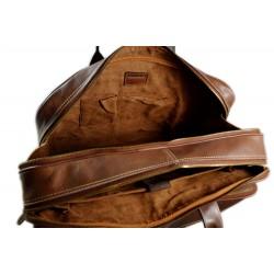 Tablet leather bag shoulder bag satchel mens ipad crossbody hobo bag