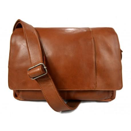 Honig Tasche Ledertasche Leder Tablet Messenger Damen Notebook Herren 3lKJcT1F
