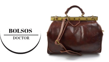 Bolsos doctor bag